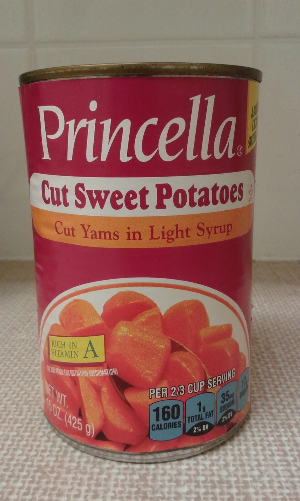 The Tin Cannoisseur More Sweet Potato No Thanks