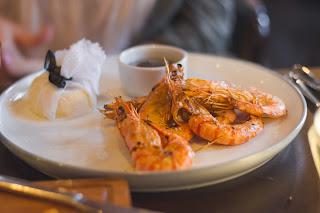 king prawns, Eatery Hopping: Cadiz, Edinburgh, www.imogenmolly.co.uk