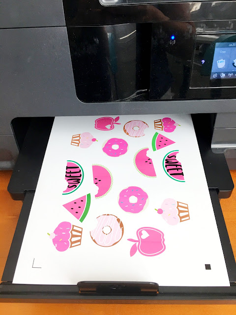 silhouette cameo stickers, glossy sticker paper, silhouette printer, sticker cutting machine, stickers silhouette