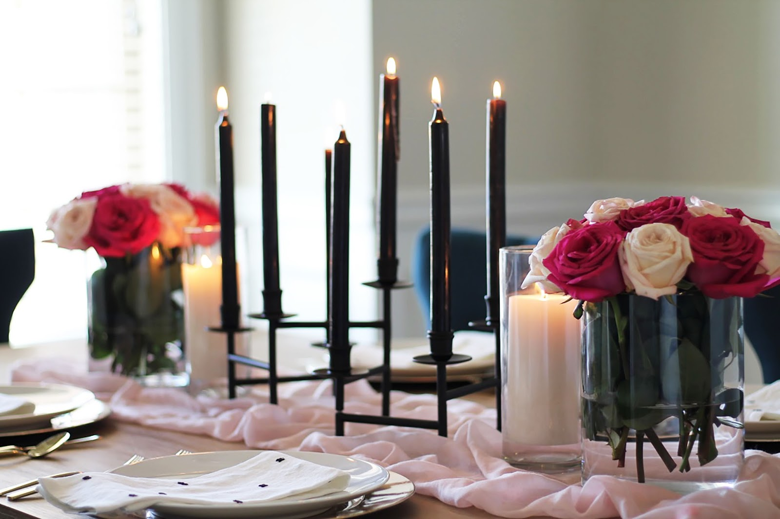 How to do a romantic Valentine\'s Day at home | Home with the Hoovers