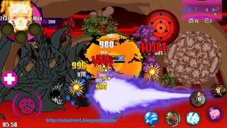 Naruto Senki Mod v1.17 Apk by Faisal