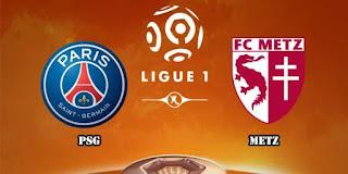 اون لاين مشاهدة مباراة باريس سان جيرمان وميتز بث مباشر 30-8-2019 الدوري الفرنسي اليوم بدون تقطيع