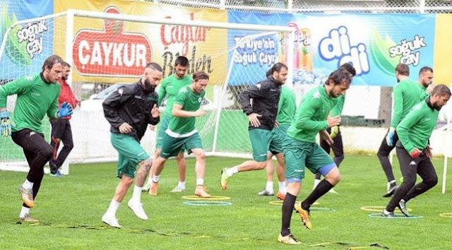 Giresunspor TFF 1. Lig'de play-off oynayacak