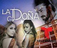 telenovela La Doña