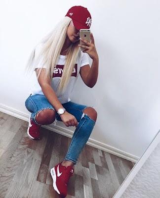 16 outfits URBANOS tumblr para chicas como TU