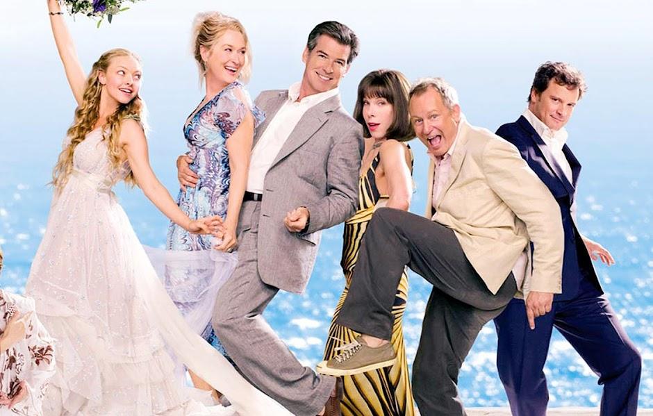 "Universal anuncia sequência de ""Mamma Mia"" para 2018"