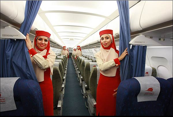 Tourism observer female air france cabin crews protest head scarves female air france cabin crews protest head scarves on iran flights sciox Image collections