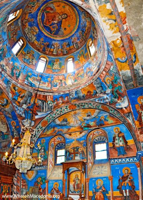 Манастир Св. Илија село Мелница, Мариово
