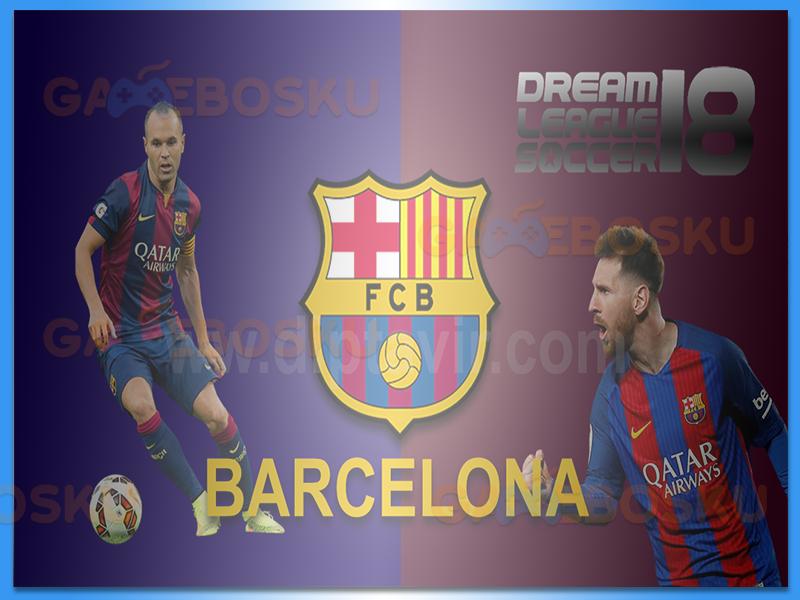 dream league soccer 2018 mod apk barcelona