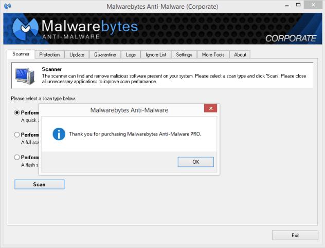 Malwarebytes Anti Malware Corporate 1 80 0 1010 Serial Key