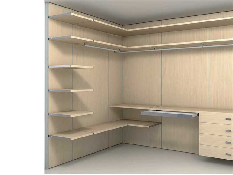 Dressing Room Design Ideas Part - 50: Small Dressing Room Design Part Of Bedroom Interior