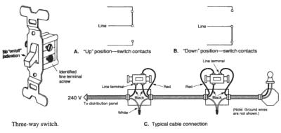 wire a 3 way switch power through light with Power In House on Oven stove range cooktop chapter 6 in addition How Do Wi Fi Controlled Light Switches Feed Themselves besides 4 way furthermore Discussion C4100 ds686851 besides 293719206926753552.