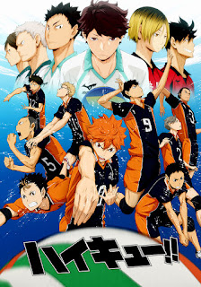 Download Kumpulan Volume Komik Haikyuu!!
