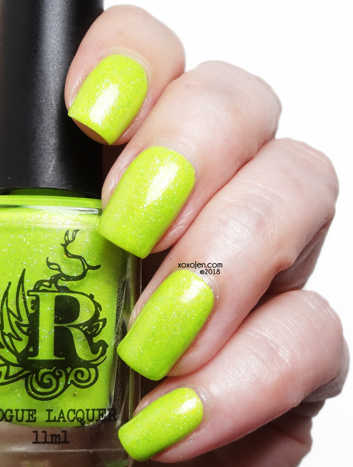 xoxoJen's swatch of Rogue Sonoran