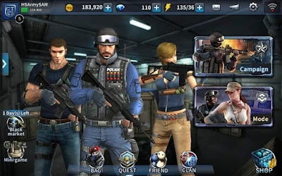 Download Point Blank Mobile Version 1.2.1 Latest apk for Android