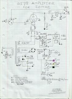 CT1AOZ HAM RADIO: GI7B 50 Mhz LinearAmplifier
