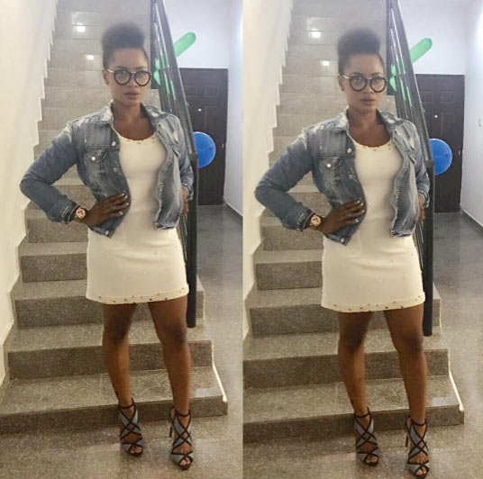 "Uche Ogbodo goes back to her ""Bobrisky"" looks"
