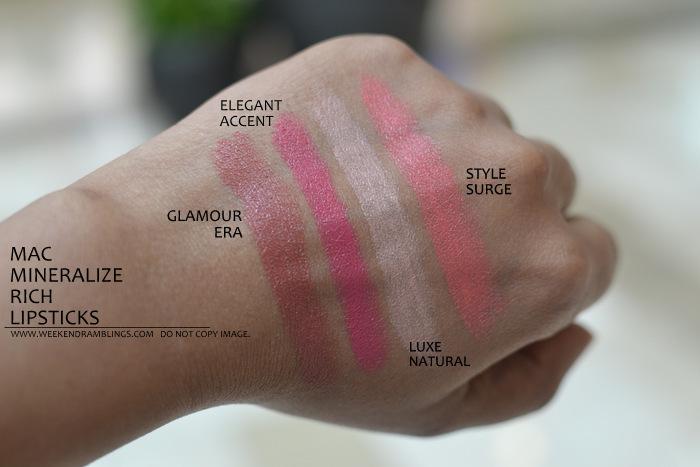 Mineralize Rich Lipstick by MAC #18