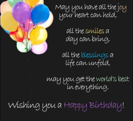 Happy Birthday Wishes Images For Friend Best B Day Wishes Text Happy Birthday Wish You All The Best In