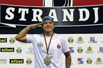 Beatriz Ferreira conquista ouro inédito para o boxe brasileiro em torneio na Bulgária
