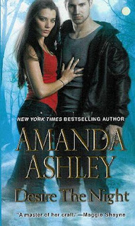 ARC Review: Desire the Night by Amanda Ashley