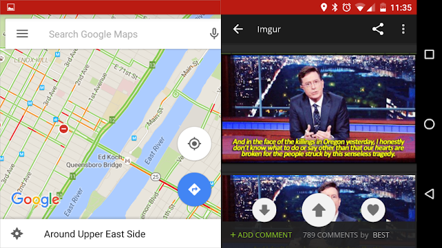 how to enable multi window on hot 4