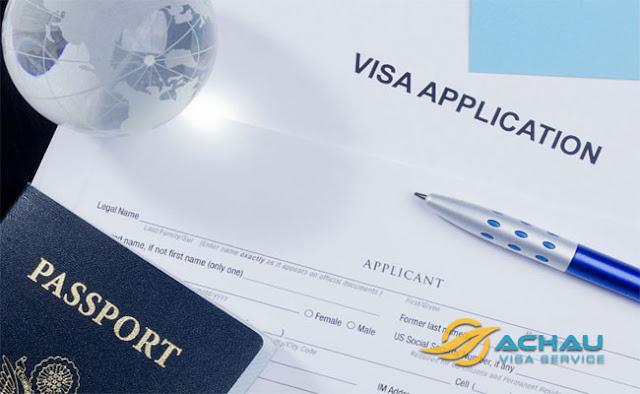 Quy trình thủ tục xin visa Canada