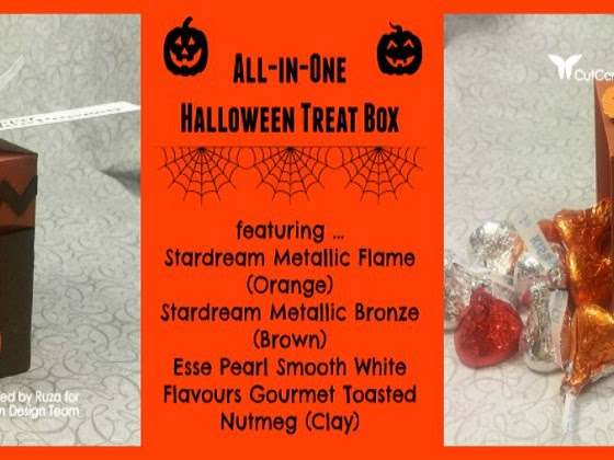 Halloween Treat Box ...