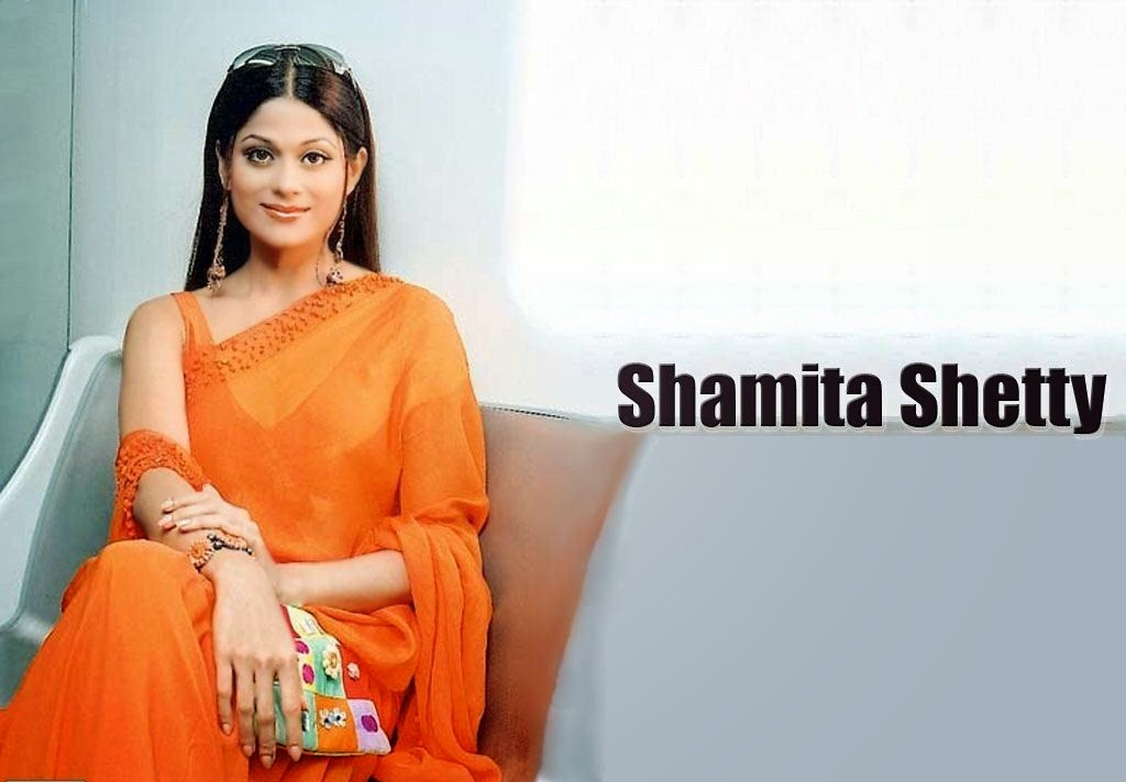 Shamita Shetty  FUll HD Wallpaers