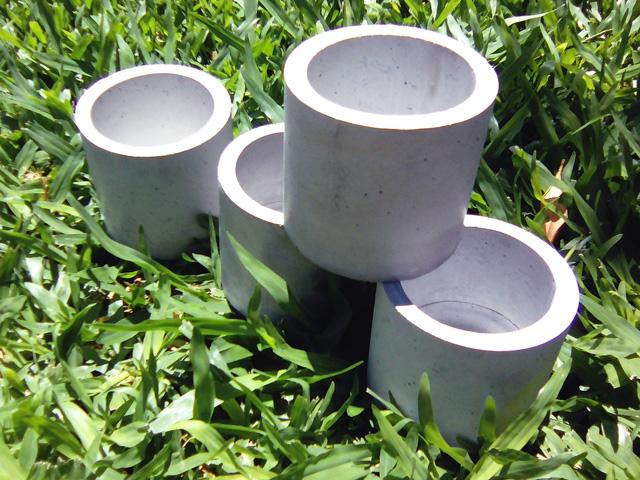 maceta de cemento, concepcion del uruguay, benjamin casanova