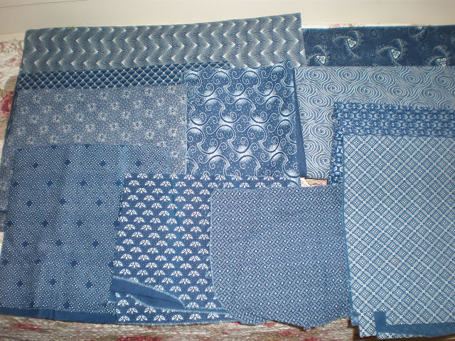 Quilting By Celia My Collection Of Shweshwe Fabrics