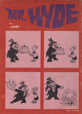Mr. Hyde / Alfons Figueras