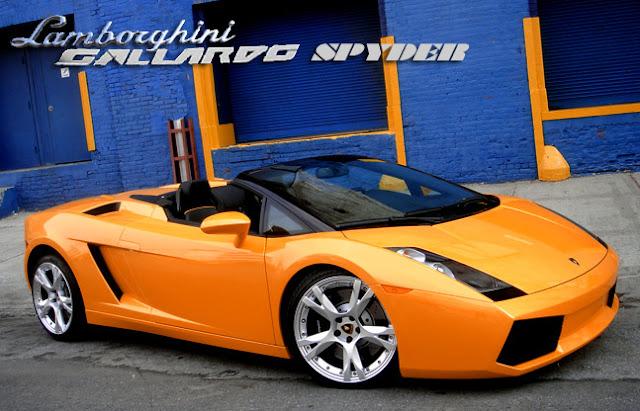 Pictures Depot: Lamborghini Gallardo
