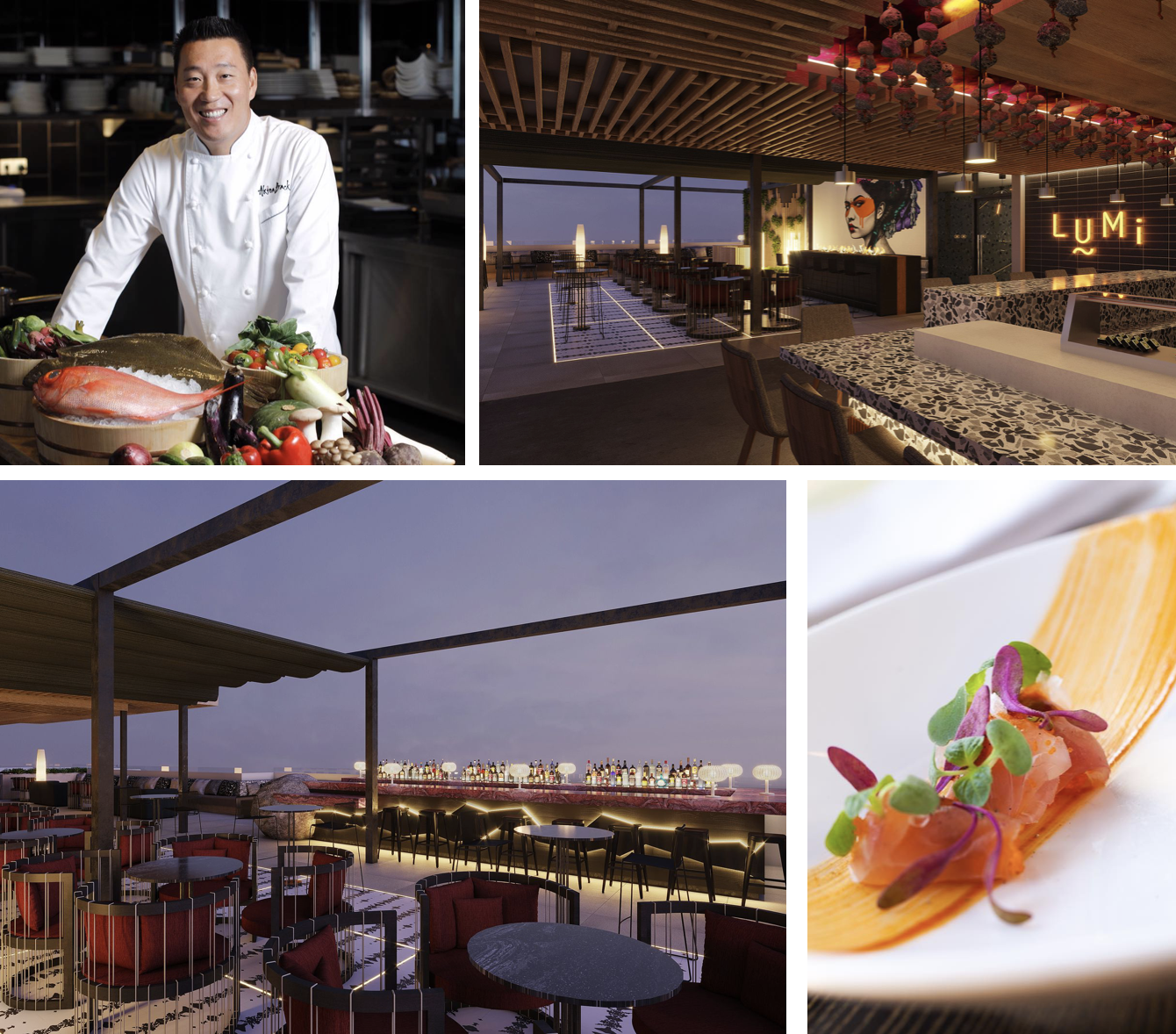 Sandiegoville Michelin Starred Chef Signed On To Lead Rooftop