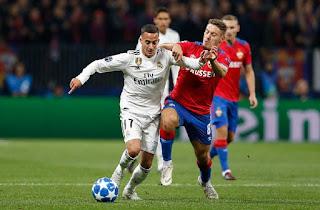 اهداف مباراة  ريال مدريد وسسكا موسكو | اليوم 12/12/2018 | Real Madrid vs CSKA Moscow live