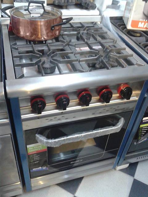 Cocinas industriales familiares mesadas de acero for Cocinas industriales a medida
