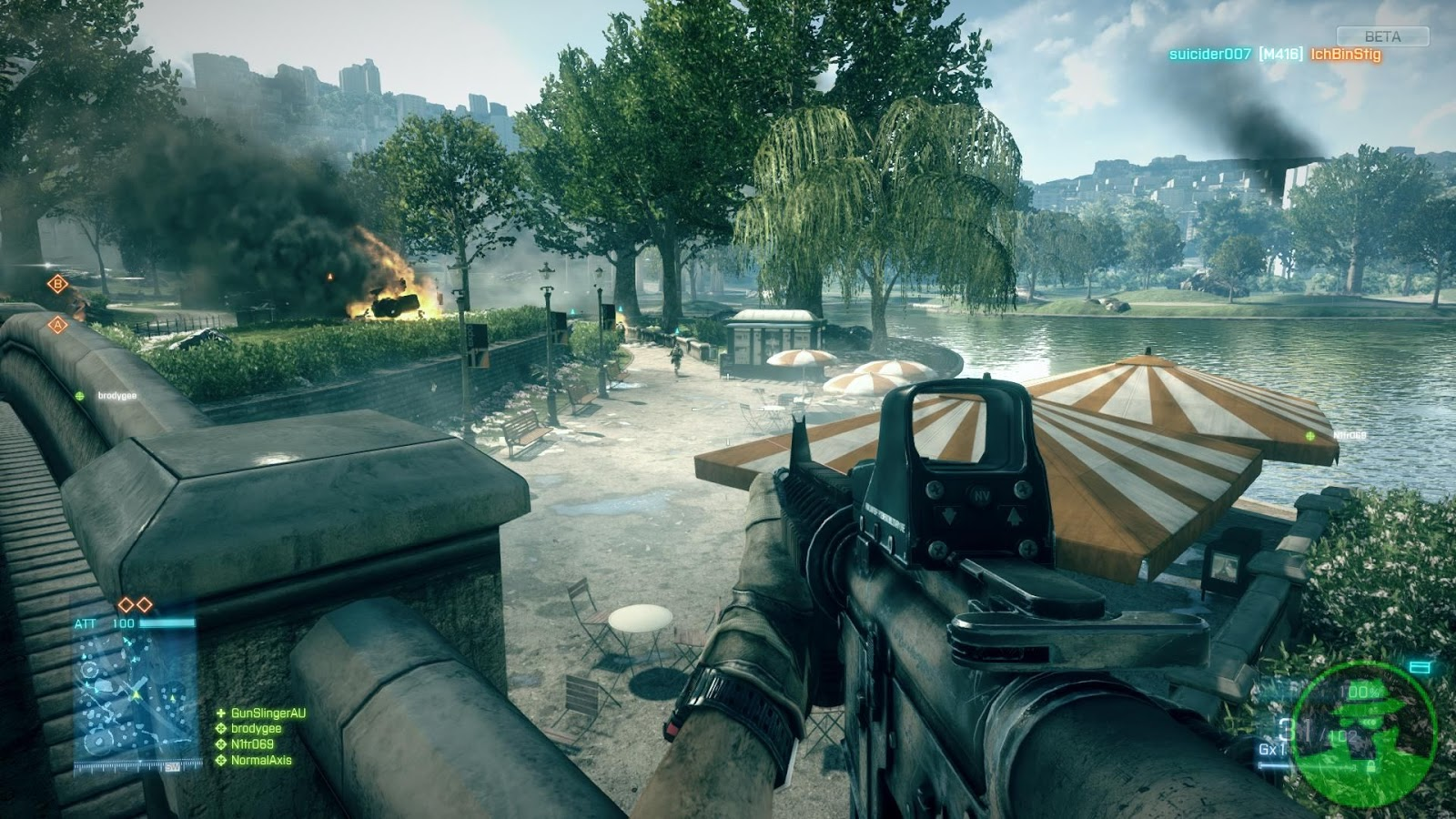 Battlefield 3 Game ~ Full Free Software Download