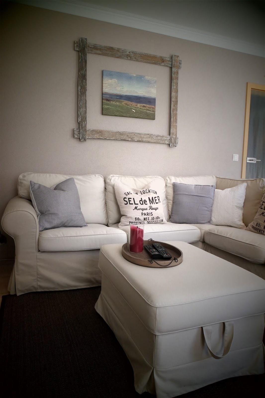 Kleines Gelbes Haus Ektorp Sofa Bezug Waschen