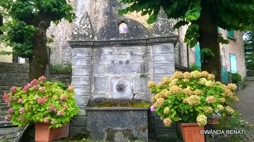 Castelluccio di Porretta, antica fontana