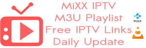 World Mix IPTV List Free M3U8 Playlist Kodi