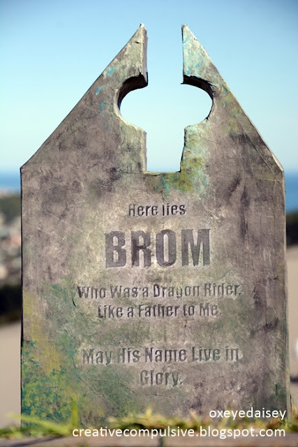 Brom Tombstone