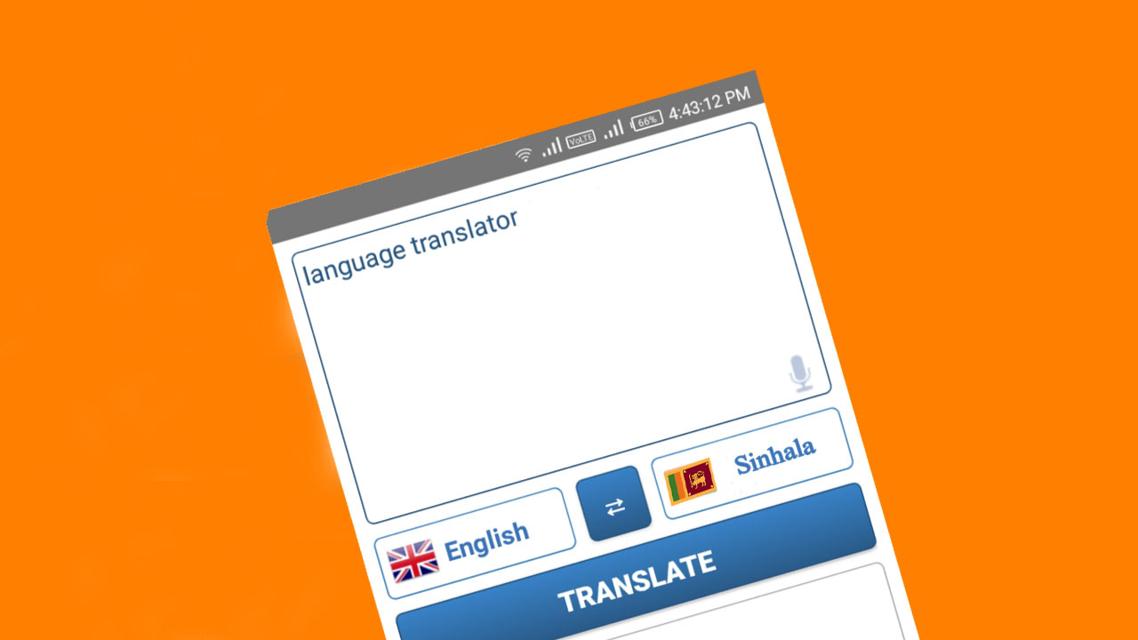 Free Download aia free Language Translator app for Thunkable