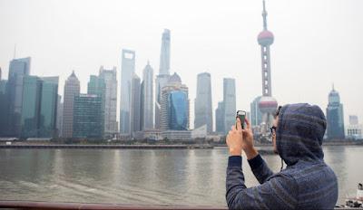 مدينة شنغهاي الصين