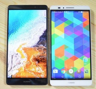 Perbedaan Huawei Mate 8 vs. Huawei Mate 7