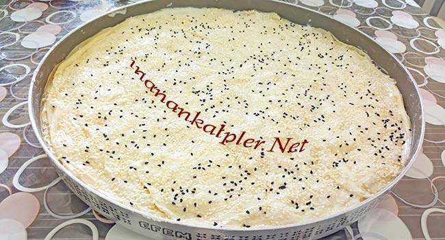 El Açması Peynirli Börek Tarifi- inanankalpler.net
