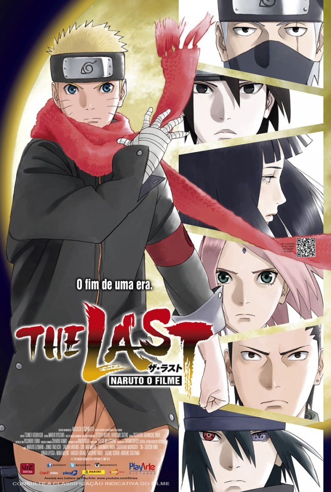 cover anime The Last: Naruto the Movie