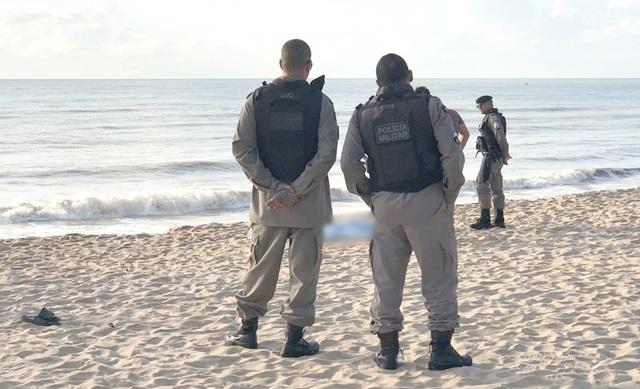 Corpo de mulher grávida é encontrado em praia de João Pessoa após afogamento