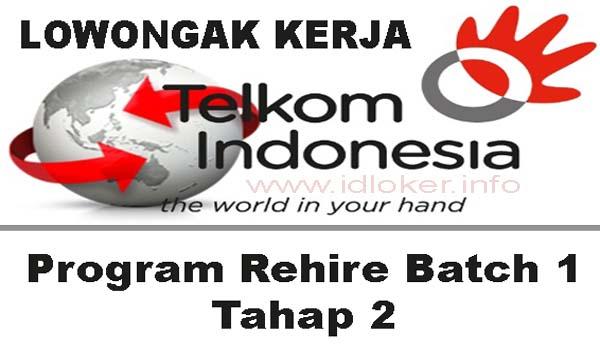 Lowongan Kerja PT Telekomunikasi Indonesia Tbk Terbaru