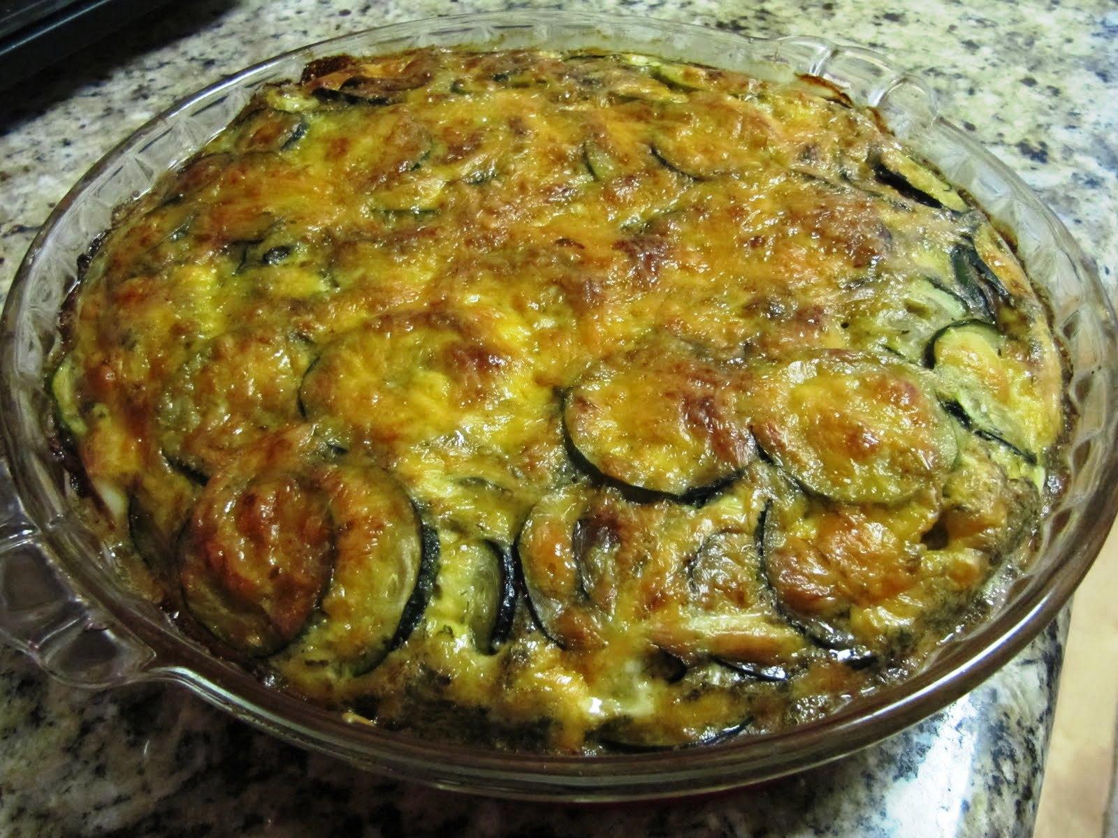 common ingredient cooking crustless zucchini quiche