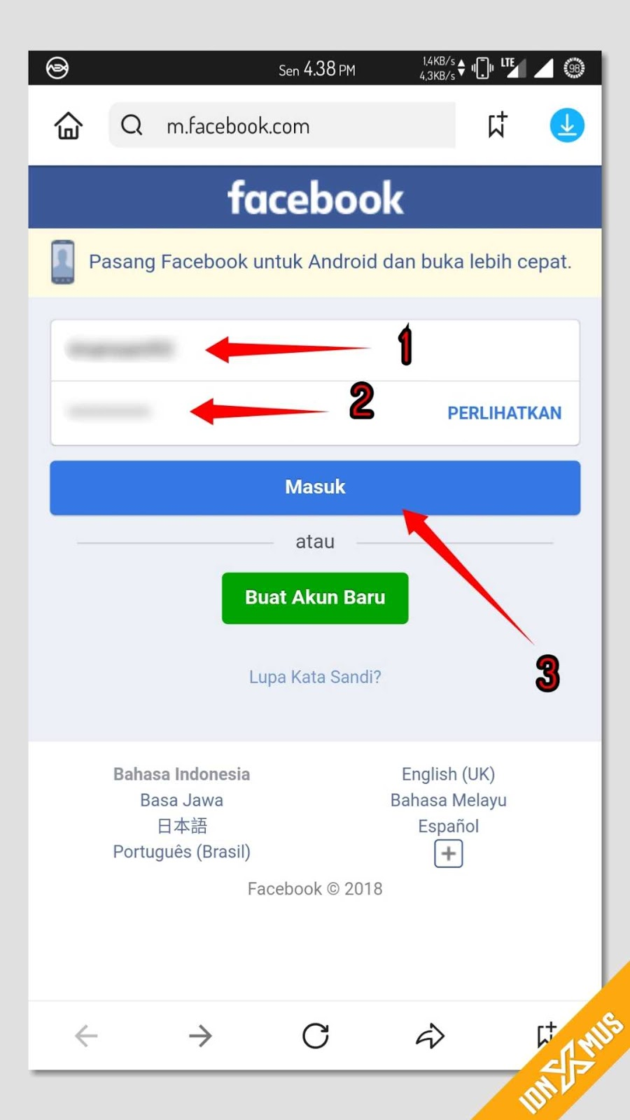 Download Video Menggunakan Snaptube